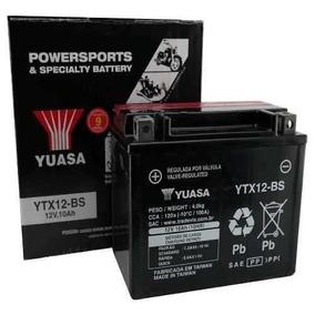 Bateria Yuasa Dafra Citycom 300 2011 2012 2013 Ytx12bs
