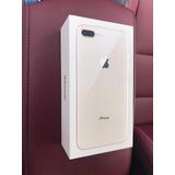 Iphone 8 Plus 256gb Nuevo Oro Rosa