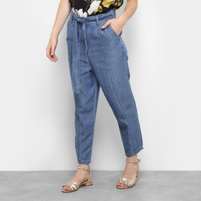 aefe00659 Calca Cenoura Feminina Calcas Jeans - Calças no Mercado Livre Brasil