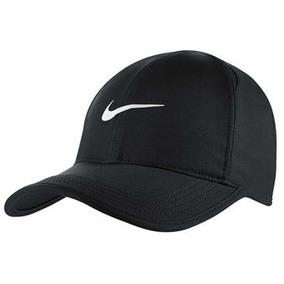 Gorra Nike Featherlight Cap 679421-010 Negro Envio Gratis a2be6444fed