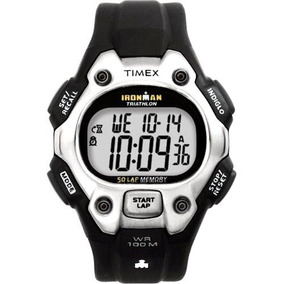 d1cdb3902355 Manual Reloj Timex Ironman Triathlon - Relojes en Mercado Libre Chile