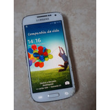 Samsung S4 Mini Branco