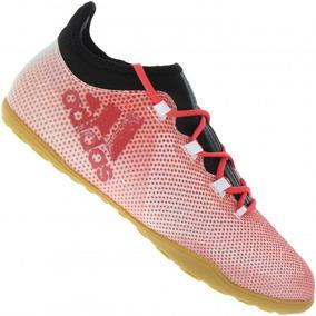 Chuteira Futsal Adidas Vermelha - Chuteiras no Mercado Livre Brasil c61d6fa7b31c0