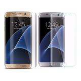 Película Transparente Samsung Galaxy S7 Edge Bordas Curvadas