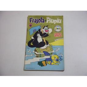 Frajola E Piupiu Nº 11 - Junho/1977 - Original - Bom Estado
