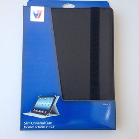 Capa Slim Preto V7 Tablet Até 9 -10.1 Com Defeito