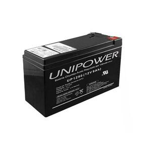 Bateria 12v 9a Selad Para Nobreak Alarmes Cerca Elétrica 2 U