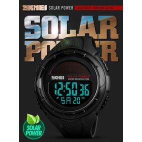 Skmei 1405 Solar Power