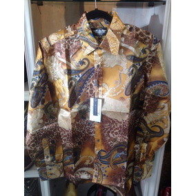 Camisa El General Brown 34215