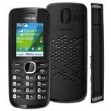 Nokia 110 Dual Chip, Câmera Vga, Bluetooth - De Vitrine