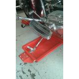 Acarreador De Motocicletas Resiste 560 Kgs L-2.10 A-0.20