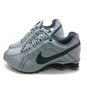 Tenis Nike Shox Junior 4 Molas Original Frete Gratis! eeca8c7d224f3