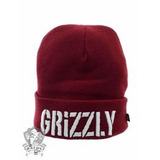 Gorro Grizzly Touca Skate Original Garantia Nf c0217874076
