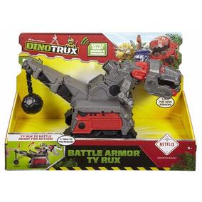 Dinotrux Mattel Ty Rux