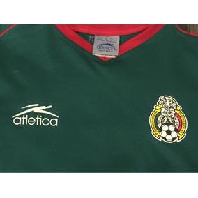 87b0619f7c6d4 Playeras De La Seleccion Mexicana De Coleccion en Mercado Libre México