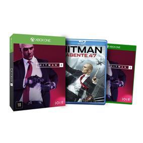Jogo Hitman 2 Ed. Limitada Xbox One Br - Wg5334ol