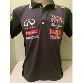 Camisa Red Bull - Pólos Manga Curta Masculinas no Mercado Livre Brasil 4347ea74b5e
