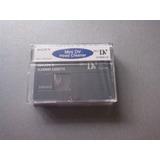 Limpiador De Cabezal Minidv Sony