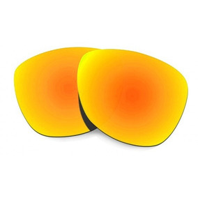 Lente Oakley Frogskin Fire Red Polarizada De Sol - Óculos no Mercado ... 25c93fa9fd
