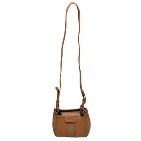 Bolsa Feminina Mini Bag Cravo E Canela Caramelo