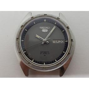 0116ebed6c3 Relogio Seiko Antigo 6119 8080 - Relógios no Mercado Livre Brasil