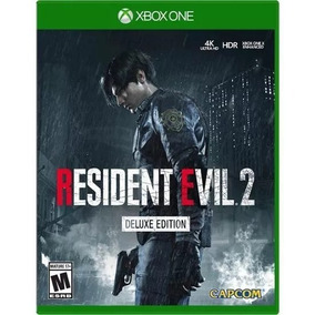 Resident Evil 2 Deluxe + Xbox One - Digital + Brinde