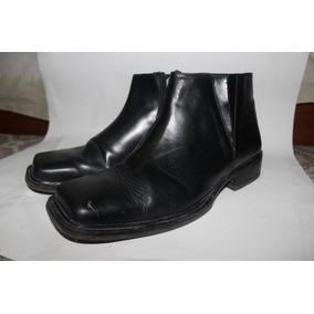 Zapato Formal Negro Usado