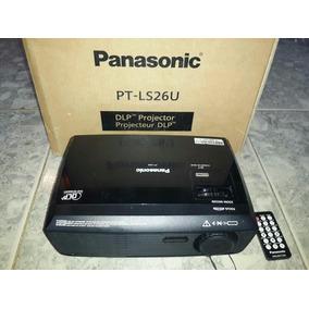 Video Bean Proyector Panasonic / Pt-ls26u
