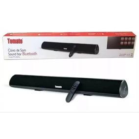Caixa Som Sound Tomate Bar P/ Tv C/ Bluetooth + Controle