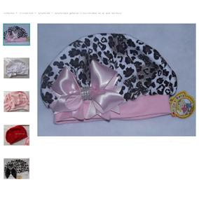 Atacado Revenda Boinas Bebê E Infantil Kit Com 20 29907166318