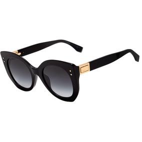 Oculos Gatinho Preto Degrade De Sol Fendi - Óculos no Mercado Livre ... 3898da74ab