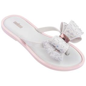 38e2cda3dc7 Nova Melissa Sweet Lips Branca Mulher Sapatos Feminino - Sapatos no ...