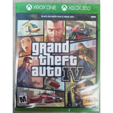 Grand Theft Auto Iv Xbox 360 Compatible Xbox One Play Magic