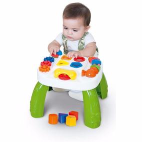 Mesa Didática Infantil Pedagógica Play Time Cotiplás