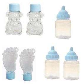 Kit Lembrancinha 100 Unidades - Azul Bebê