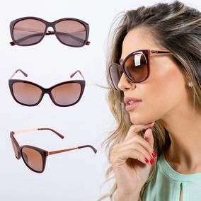 a3ff1535dc0ba Oculos De Sol Feminino Moda Retro Original Chiquiteira 20194 · 3 cores. R   50