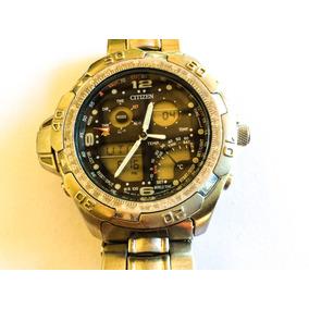 57791e71570 Relogio Citizen Promaster Hora Mundi - Relógios no Mercado Livre Brasil