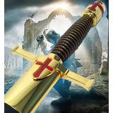 Espada Templaria Orden Del Temple Compañueros De Cristo