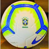 Bola Nike Brasileirão 2019 Tamanho Oficial De Jogo f95b0a2446772