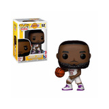Funko Pop Basketball Nba Lebron James 52 Original