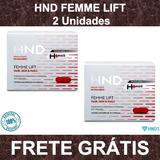 Femme Lift Colágeno Hidrolisado Fortalece Cabelo Pele E Unha