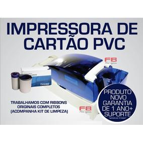 Impressora Cartão Pvc Datacard Sp 55 Colorida Nova