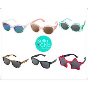 Óculos De Sol Carter´s Menina Baby Com Proteção 100% Uva-uvb 5f9588a0a2