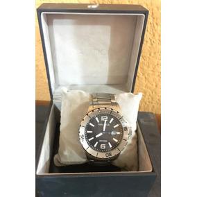 Reloj Hombre Nautica Nsr 05 A18615g Acero Inox Envio Gratis