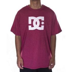 dc4e8e278dfb0 Camiseta Dc Shoes Vermelha Tamm - Camisetas e Blusas no Mercado ...