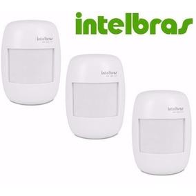 Sensor Infravermelho Alarme Com Fio Ivp 3000cf Intelbras