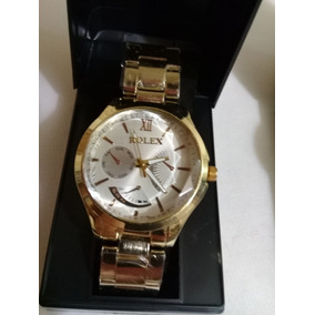 3a223dbd957 Relógio Estilo Rolex De Luxo Feminino - Relógios De Pulso no Mercado ...