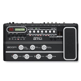 Zoom G7.1ut Guitar Multi Effect With Tube Pedal Negociable