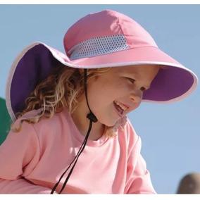 Sombrero Con Fps 50+ Niños Listos Para Para La Playa! bbf6cd89092
