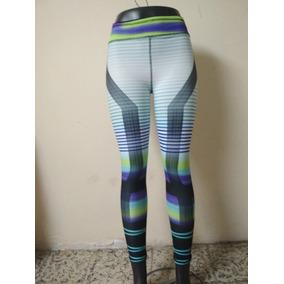 Leggins Para Mujer Gym Varios Diseños